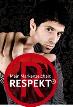 Mein Markenzeichen: Respekt